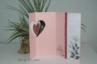 Scrap' à Coeur: De jolis coeurs pour la Saint Valentin (2)