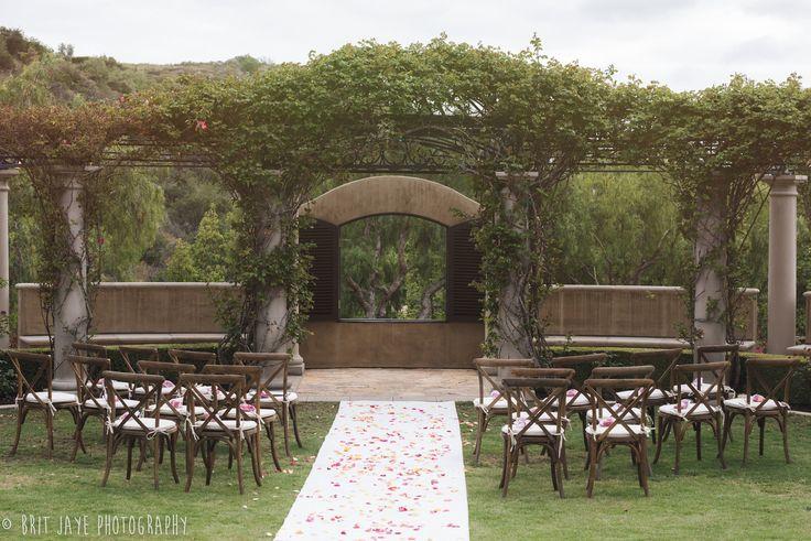 Gorgeous Garden Wedding In San Diego