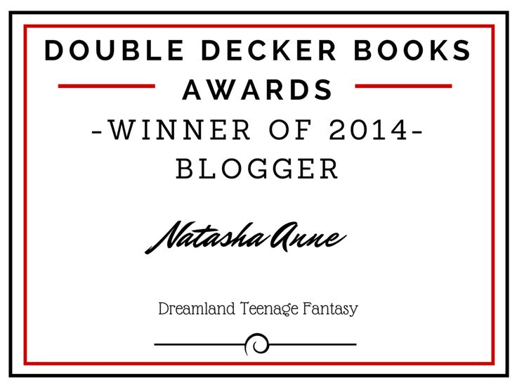 Winner of 2014 Blogger is...
