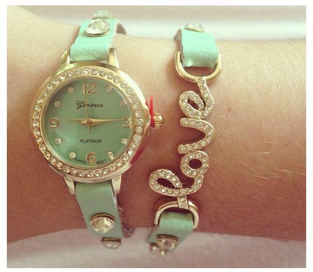 Montre et bracelet