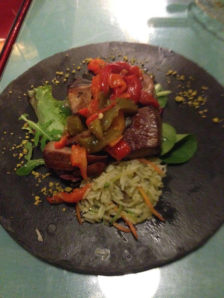 Meat at Sevilla