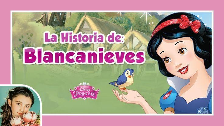 Disney Princesas: La Historia de Blancanieves