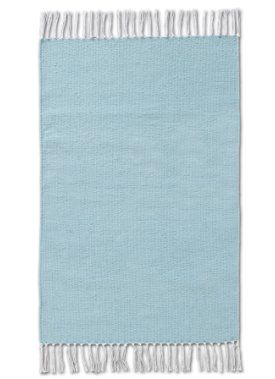 Vloerkleed «Puri effen», bpc living, aqua