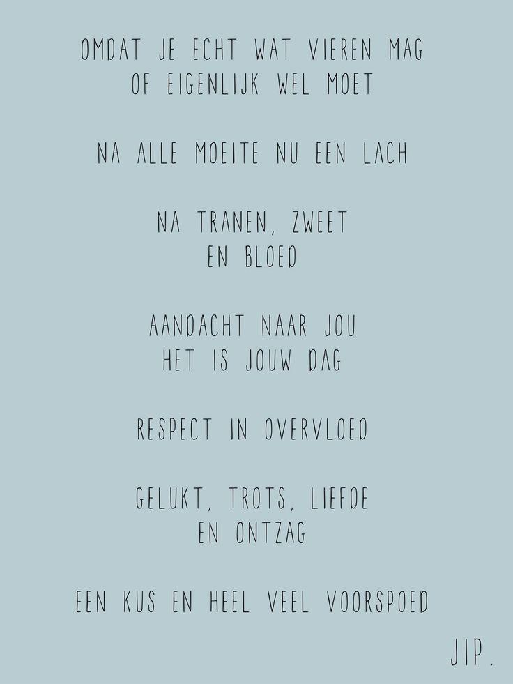 gefeliciteerd baby gedicht