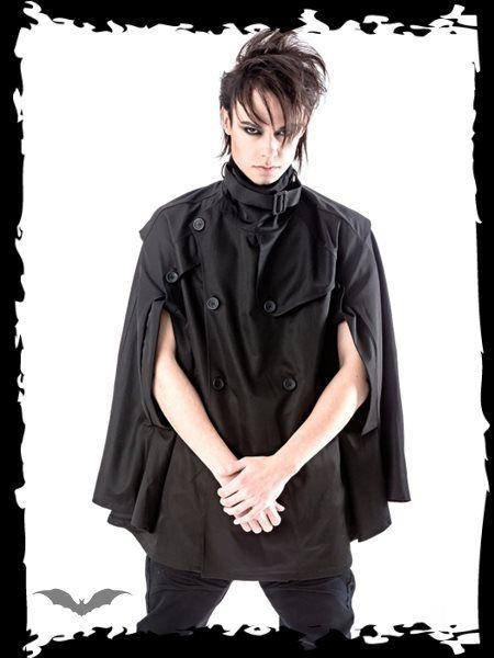 UNISEX kabát Queen Of Darkness JA2-096/12