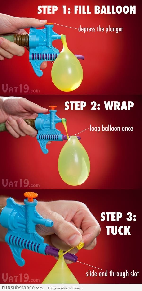 Water balloon maker
