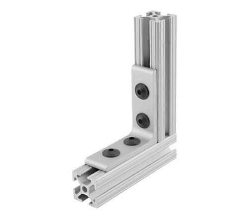 80/20 10 Series 4101 4-HOLE INSIDE CORNER BRACKET by 80/20 Inc. $4.10. 10 Series 4101 4-HOLE INSIDE CORNER BRACKET. 80/20 Inc joining plates, brackets, and pivots can be used for joining 80/20 Inc T-slot profiles or for mounting a variety of 80/20 Inc parts and accessories.