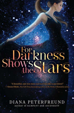 For Darkness Shows the Stars - Diana PeterfreundDiana Peterfreund, Reading, Book Worth, Stars, Dark, Science Fiction, Jane Austen, Book Reviews, Austen Persuasive
