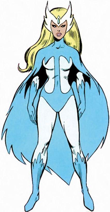 Snowbird - Marvel Comics - Alpha Flight - Harfang