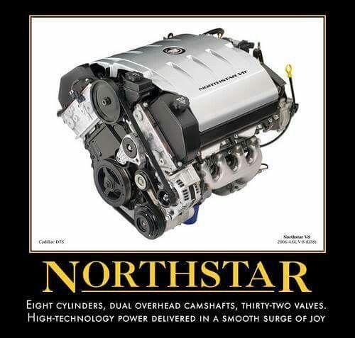 Cadillac Northstar Cadillacs Pinterest Cadillac And Cars