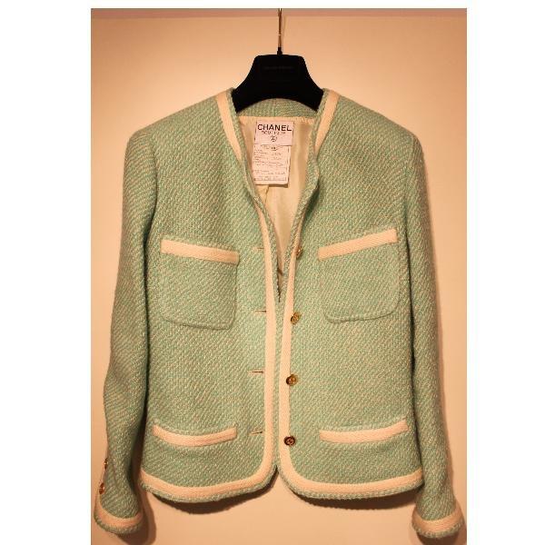 Tip: Chanel Jacket (Azure)