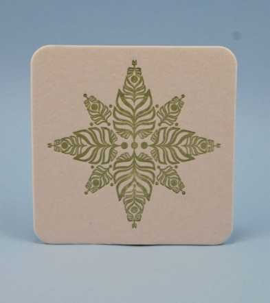 Coasters! would make a cute hostess gift!