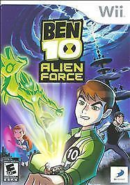 Ben 10 Alien Force - Wii Game