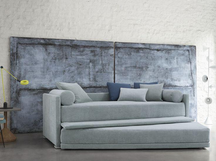 Scarica il catalogo e richiedi prezzi di Biss | letto trasformabile By flou, letto singolo trasformabile design Pinuccio Borgonovo