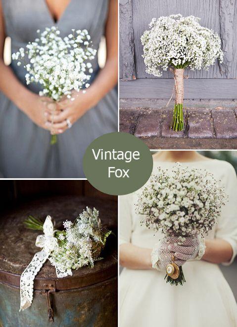 Artificial Baby's Breath Gypsophila Silk Flower Home Wedding ...