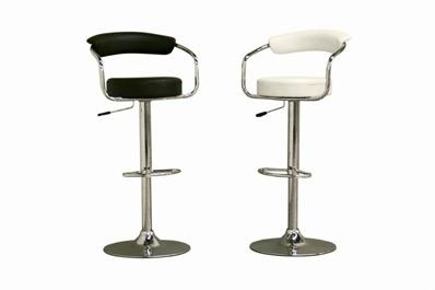 Omicron 50's Style Modern Bar Stool | Affordable Modern Furniture in Chicago