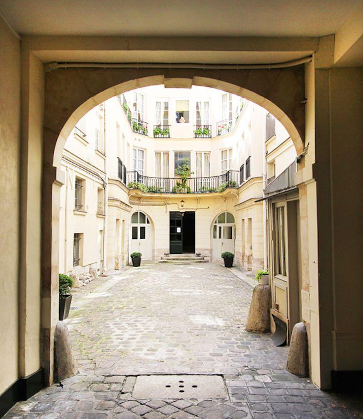 paris apartment | a + b kasha 11