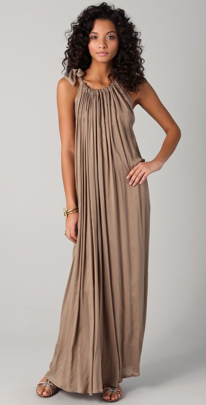 Riller & Fount Theona Gathered Maxi Dress | SHOPBOP SAVE UP TO 25% Use Code: EVENT17