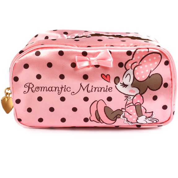 36a4e39611 Minnie Mouse pouch #disney | Things I wa- need. | Disney purse, Disney  outfits, Disney style