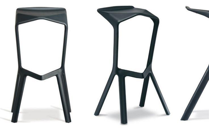 Miura Designer Stool by Konstantin Grcic