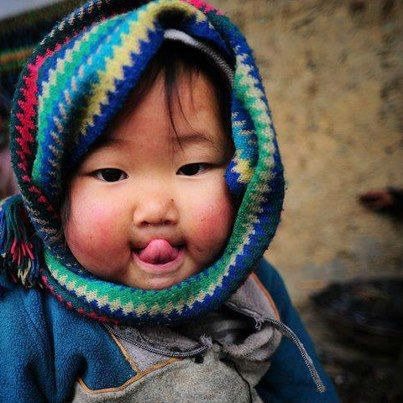 Can I just have you? Too cute. :) I love Asia!!