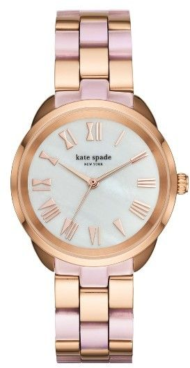 Kate Spade Rose Gold Watch