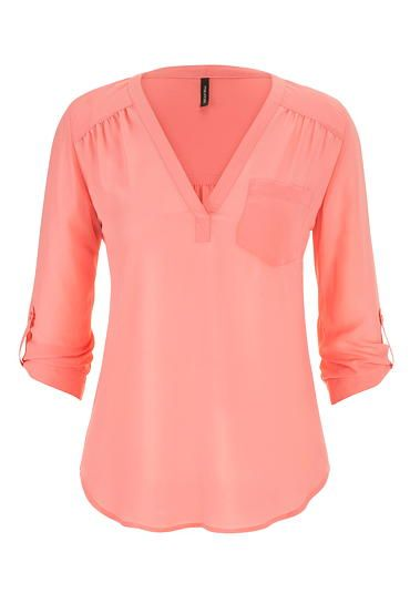 the perfect blouse (original price, $29) available at #Maurices