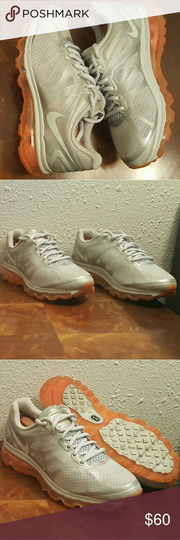 Women's Nike Air Max 360 Women's Nike Air Max 360 size 7.5 excellent condition Nike Shoes Athletic Shoes