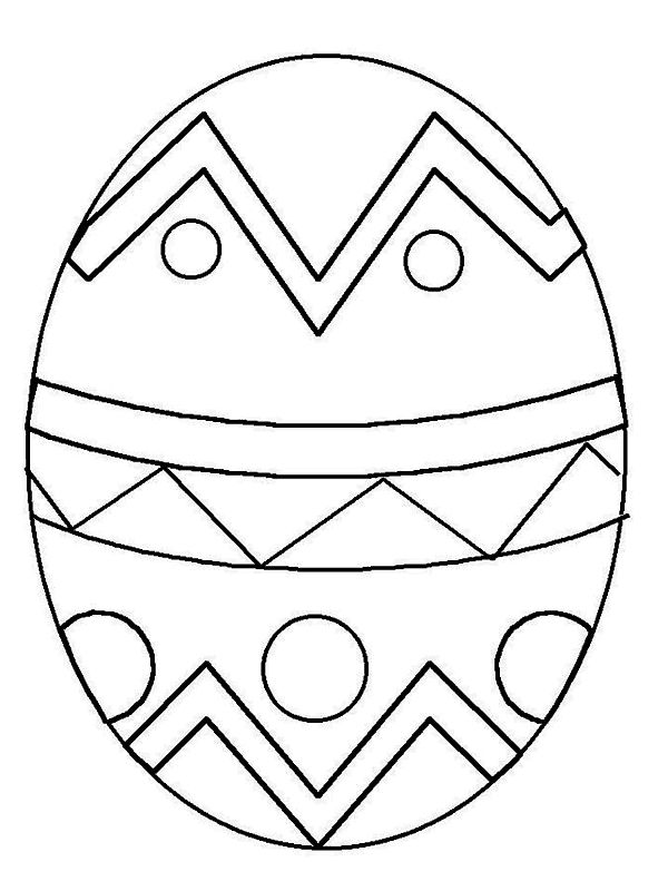 97 best Coloring Easter images on Pinterest Drawings Coloring