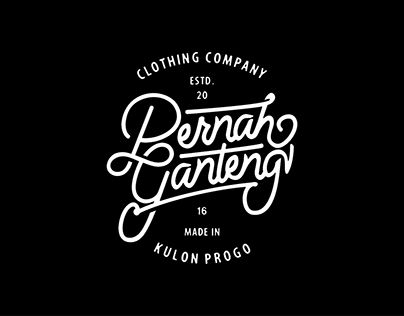 "Check out new work on my @Behance portfolio: ""Pernah Ganteng Logo"" http://be.net/gallery/49973187/Pernah-Ganteng-Logo"