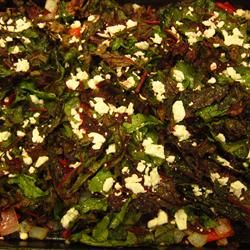 Roasted Swiss Chard with Feta Allrecipes.com: Side Dishes, Chard Recipes, Amazing Food, Roasted Swiss, Feta Recipes, Swiss Chard, Veggies Recipes, Rainbows Swiss, Delicious Food