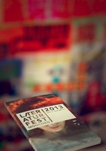 Das Programm des Literaturfest München 2013 #litmuc