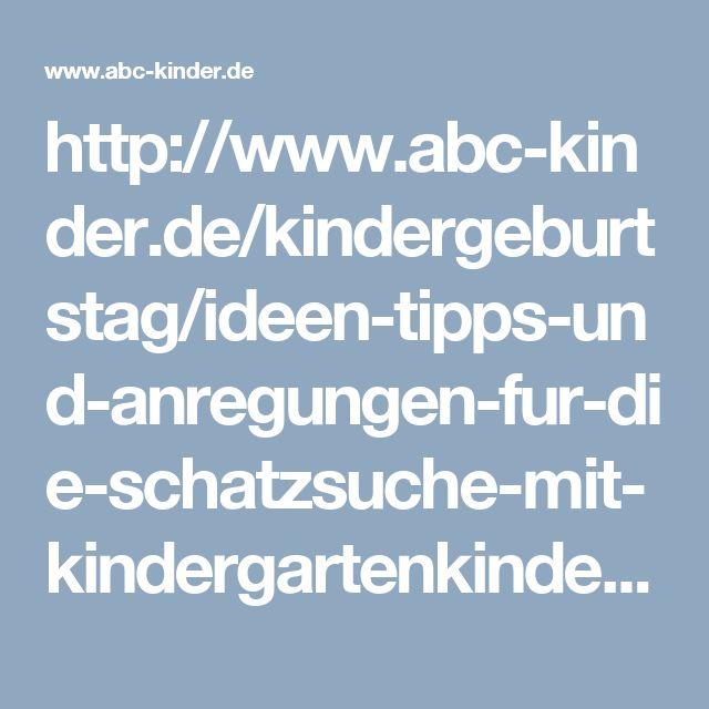 spiele mit kindergartenkindern