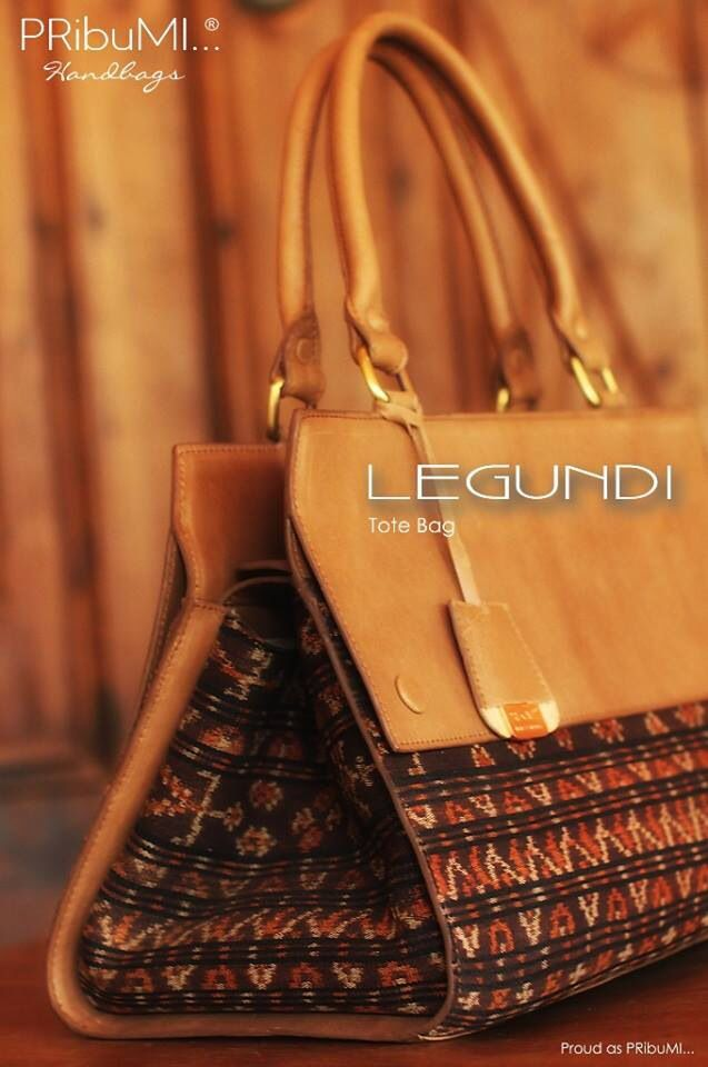LEGUNDI Tote Bag by PRibuMI...®