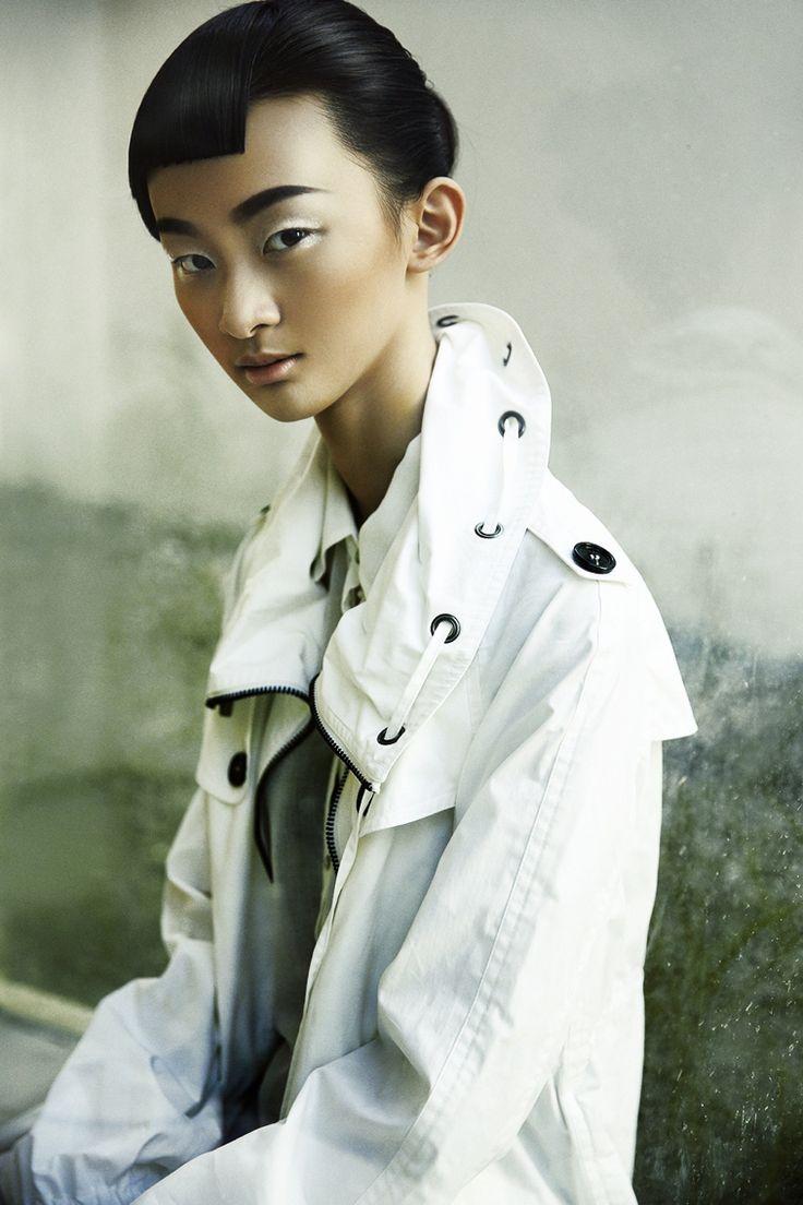 model Clara Yang (redsagency) | par Sharon Angelia | styling Michelle Halim | mua Priscilla Jhanie