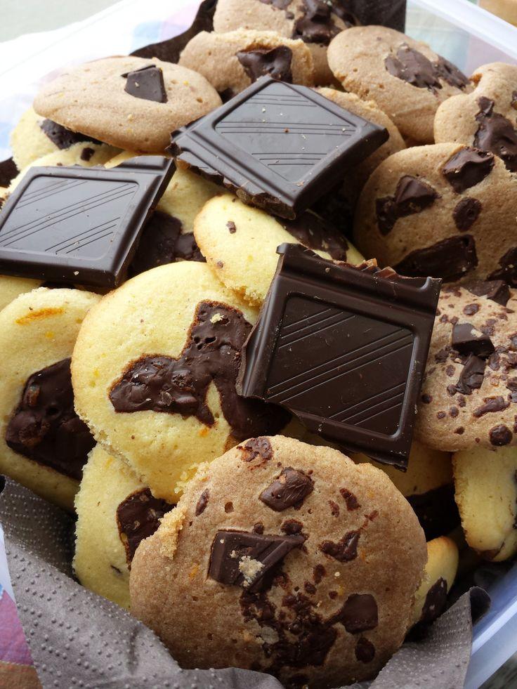 Narancsos csokis keksz | GastRobertollini