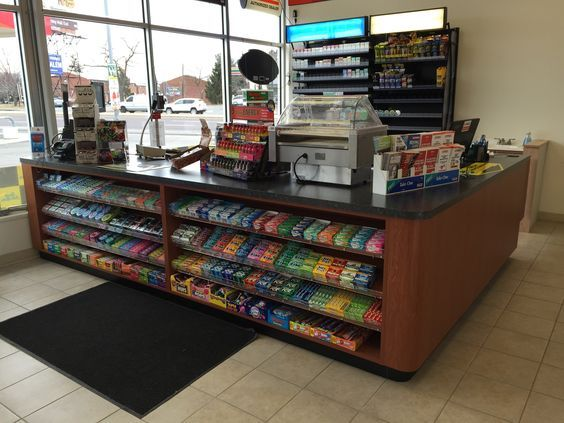 Looking For High Quality Convenience Store Fixtures? Handy Store Fixtures  Manufactures The Most Trusted Brand Of Convenience Store Shelving.
