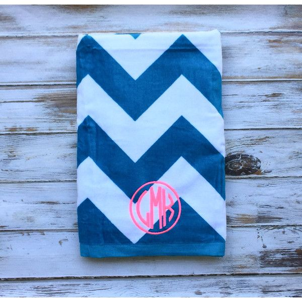 Monogrammed Beach Towels Monogram Beach Towel Bridesmaid Gifts Thread... ($21) ❤ liked on Polyvore featuring home, bed & bath, bath, beach towels, bathroom, home & living, light purple, embroidered beach towels, monogrammed beach towels and oversized beach towels