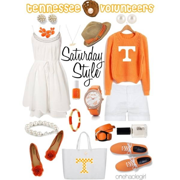 Saturday Style: Baseball Edition: UNLV Rebels & Tennessee Volunteers