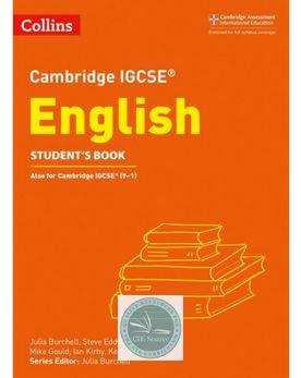 Cambridge IGCSE® English Student's Book paperback