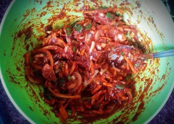 Готовить карейскую кухню рецепты