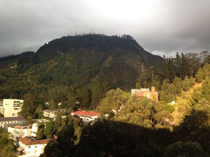 Contrastes... Bogotá, Colombia