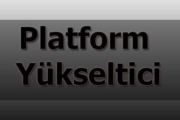 Aradığınız tüm platformları bu sitede bulabilirsiniz.   http://www.metelift.net/platform-kiralama-hizmeti/