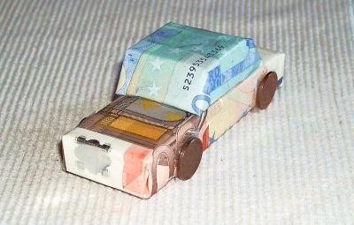 Auto falten 8