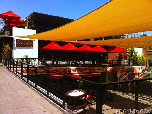 bellavista #chile - Great spot day and night - lots of restaurants, shopping and nightclubs