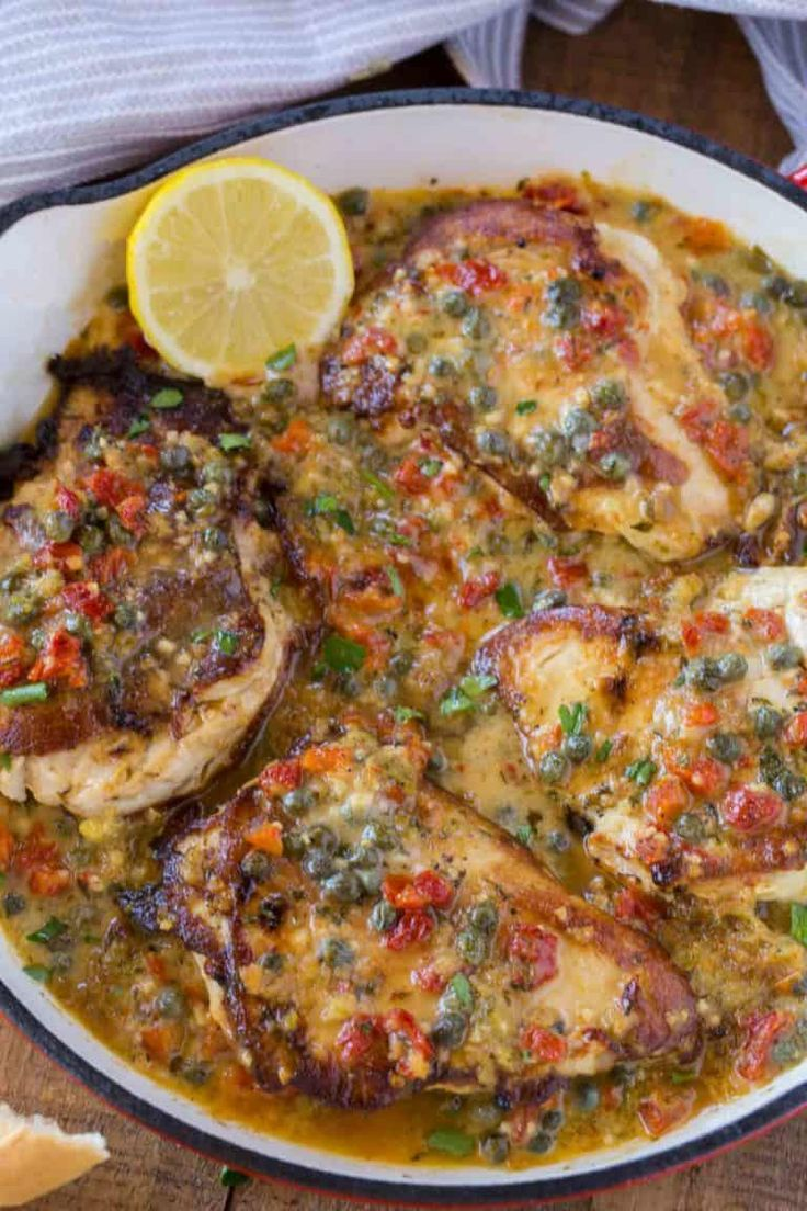 Olive Garden's Chicken Piccata is a delicious take on the
