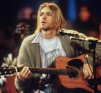"Kirk Cobain   The official version is that Kurt Cobain's death was a suicide. On the death certificate the coroner listed a ""contact perforating shotgun wound to the head"" as the cause of death and ruled it a suicide."