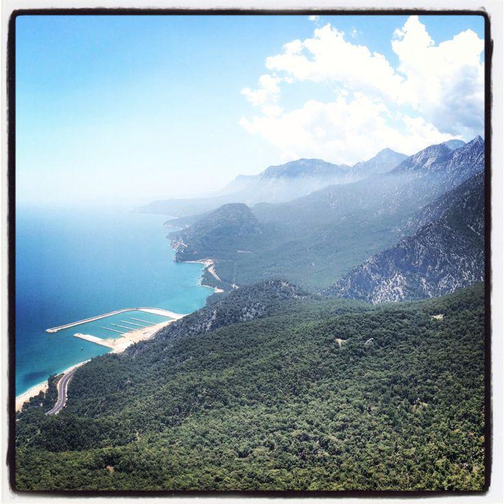 Views in Antalya, Turkey