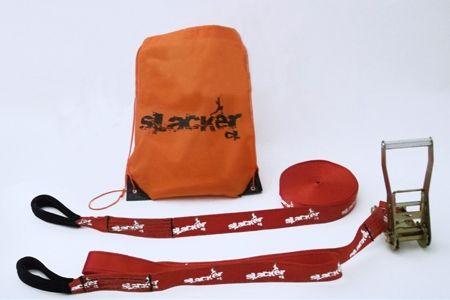Kit Basic I en rojo  Nuestro Primer Kit en el Mercado, 15 metros de cinta + 1 Tecle Industrial + Anclaje y Ecomorral  a $49.990