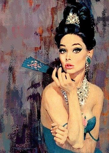 Robert McGinnis...                                                                                                                                                                                 Plus